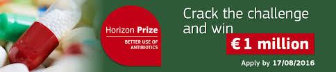 Премія РП Горизонт 2020 – Краще використання антибіотиків
