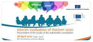 «ПРОМІЖНА ОЦІНКА ПО H2020» Представлення результатів консультацій  зі стейкголдерами